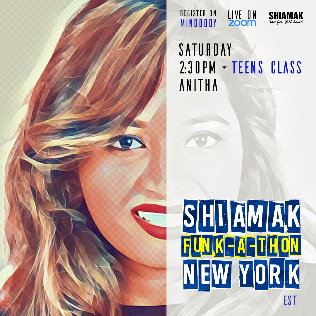 Teens Class with Antha