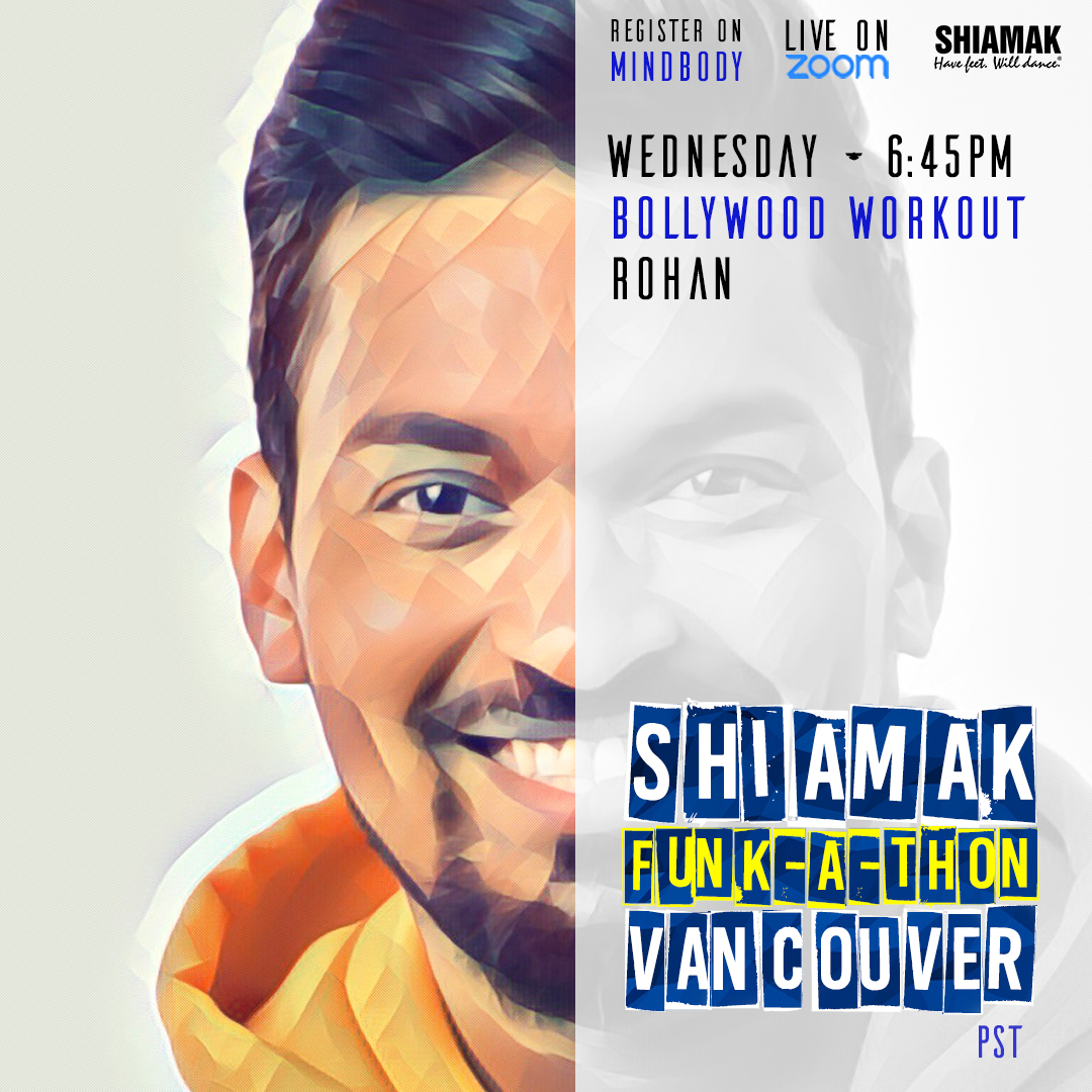 Shiamak's Bollywood Workout with Rohan