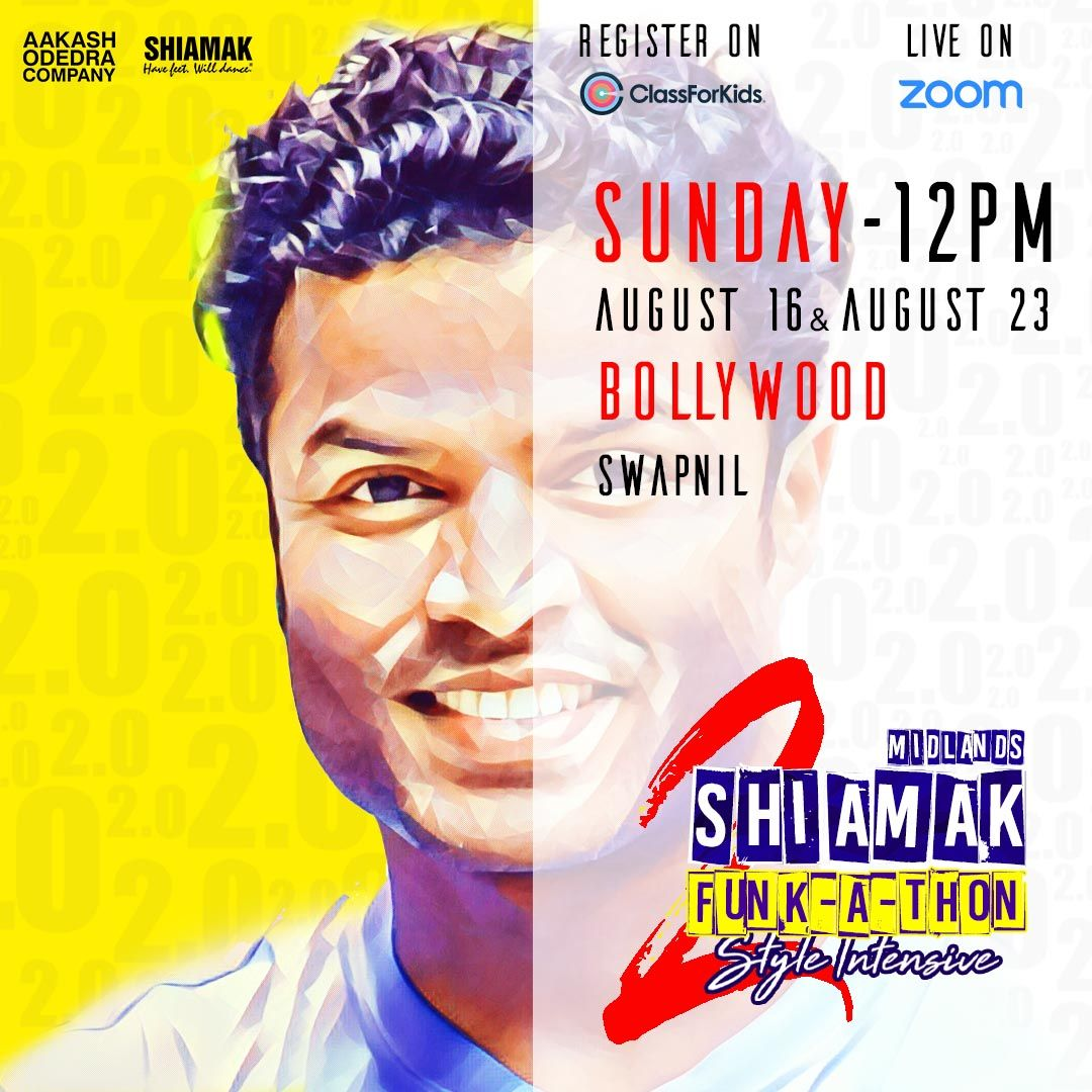 Bollywood with Swapnil